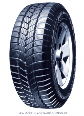 Foto del :Michelin Agilis 51 Snow Ice