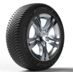 Foto del :Michelin PILOT ALPIN 5 * XL